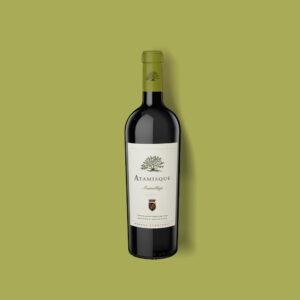 ATAMISQUE ASSEMBLAGE rode wijn