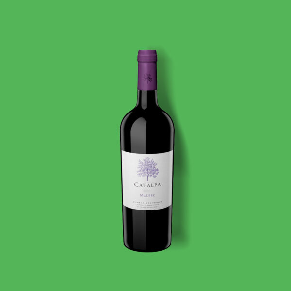 Bodega Atamisque CATALPA MALBEC rode wijn
