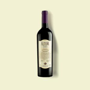 Terramater Altum Shiraz rode wijn