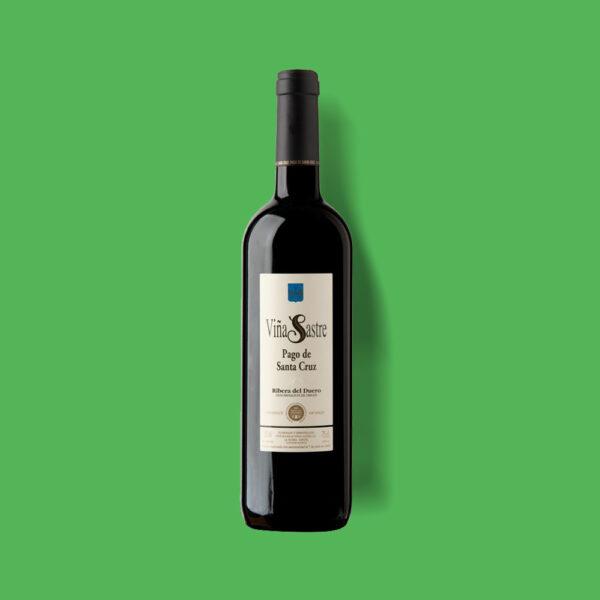 Vina Sastre Pago De Santa Cruz Red Wine Ribera del Duero