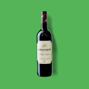 kanonkop paul Sauer rode wijn