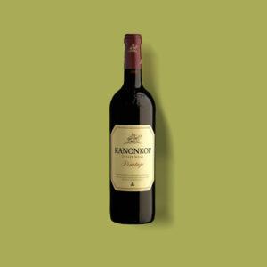 kanonkop pinotage rode wijn