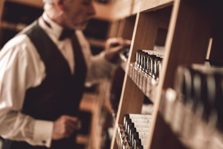 WaltersFinest wijn selectie